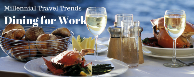 Millennial Travel Trends: The Generational Differences in Dining Habits for Work Travelers